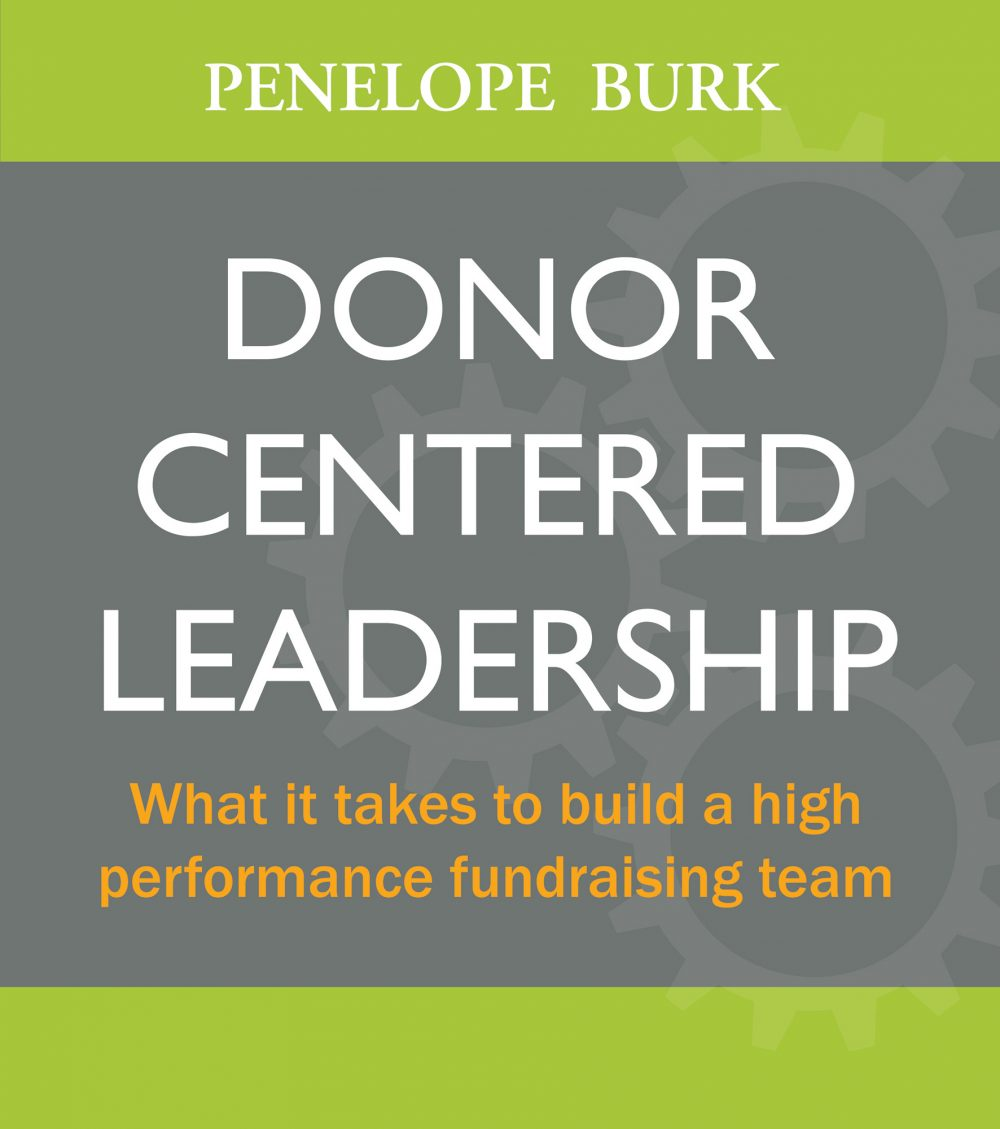 Donor Centered Leadership